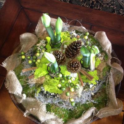 Holiday floral arrangements Utah