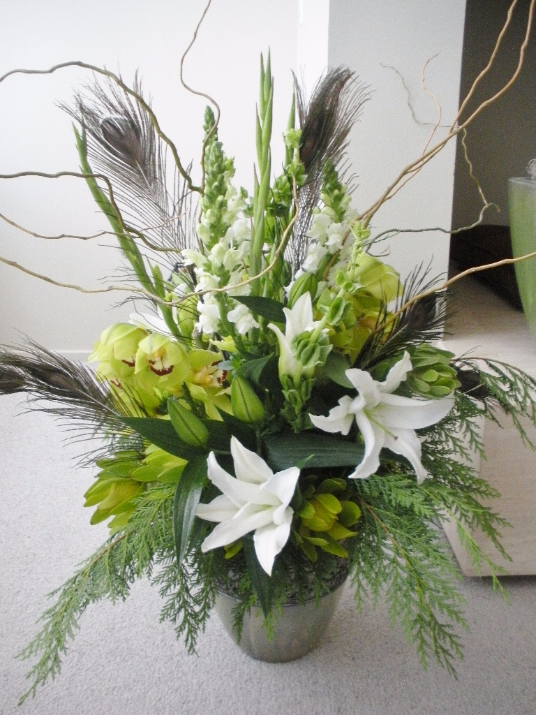 Holiday floral arrangements Utah