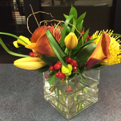 centerpiece flowers