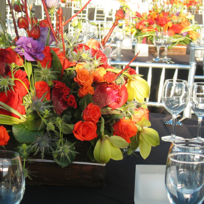 Flower Centerpieces Utah