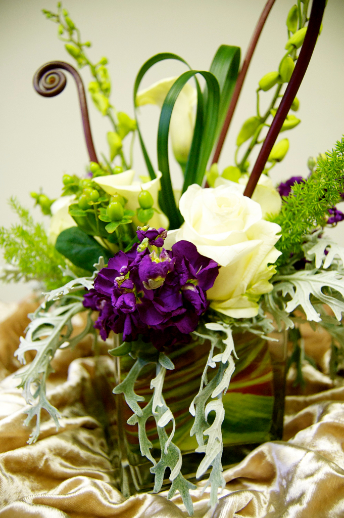 wedding floral arrangements Utah