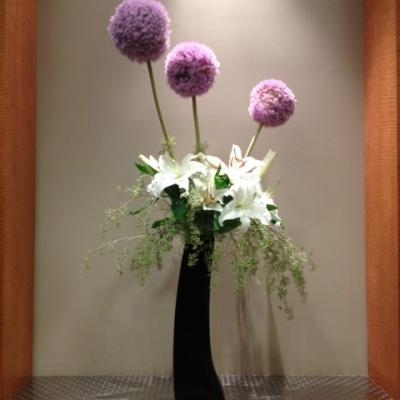 small floral arrangements
