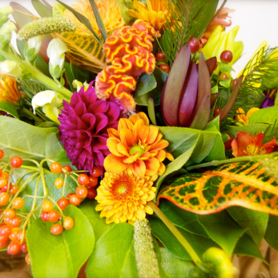 small floral arrangements
