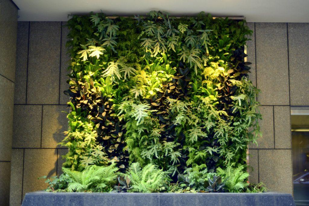 vertical gardens utah