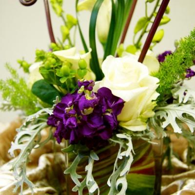 wedding floral arrangements Utah