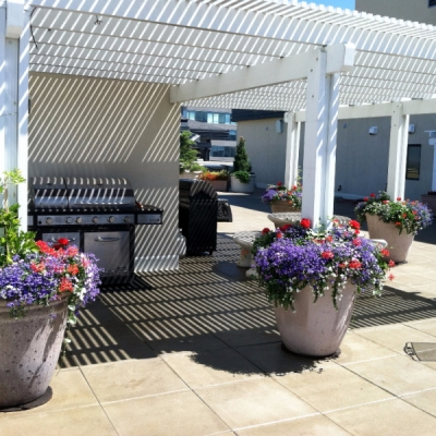 outdoor planters Midvale