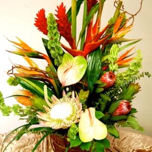 Office floral arrangements